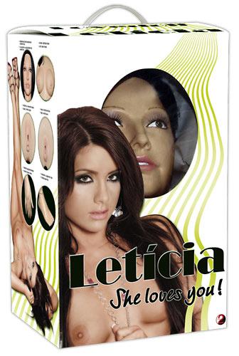 Nafukovací panna - Leticia - 0519634