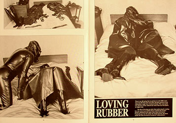 Loving Rubber