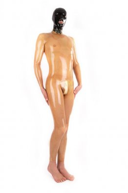 Latexový catsuit pánský - SO-CSH-BASIC