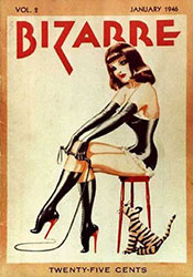 Bizarre Magazine 1946