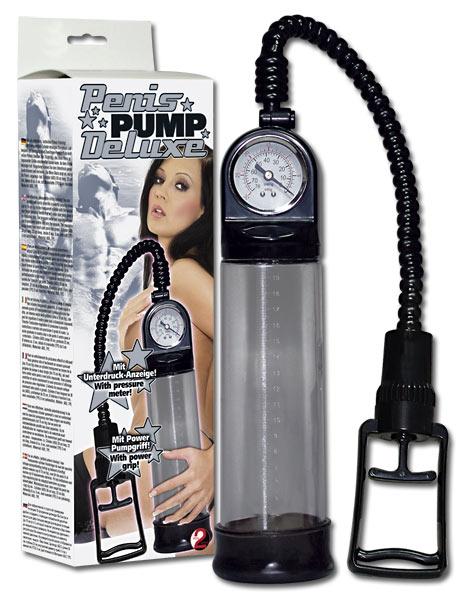 Vakuová pumpa - Penispump Deluxe - 0517810